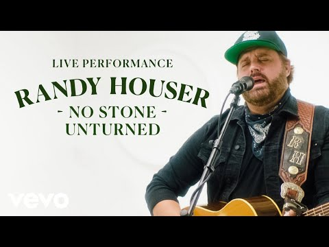 "Randy Houser - ""No Stone Unturned"" Official Performance 