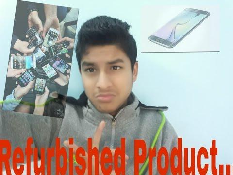 (HINDI) Refurbished product kya hota hai????