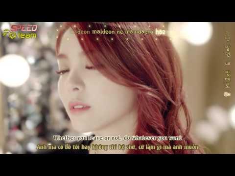 [Vietsub + Engsub + Kara] Ailee - U&I