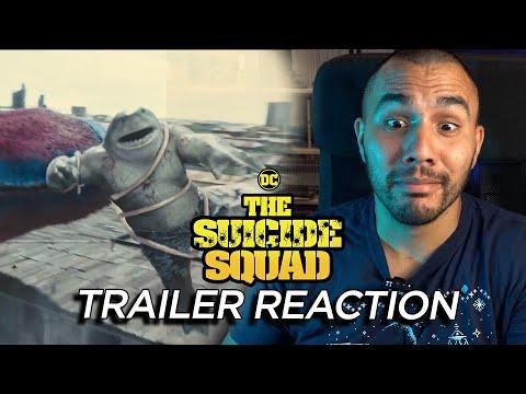 The Suicide Squad - REACTION al nuovo TRAILER - SEMPRE MEGLIO