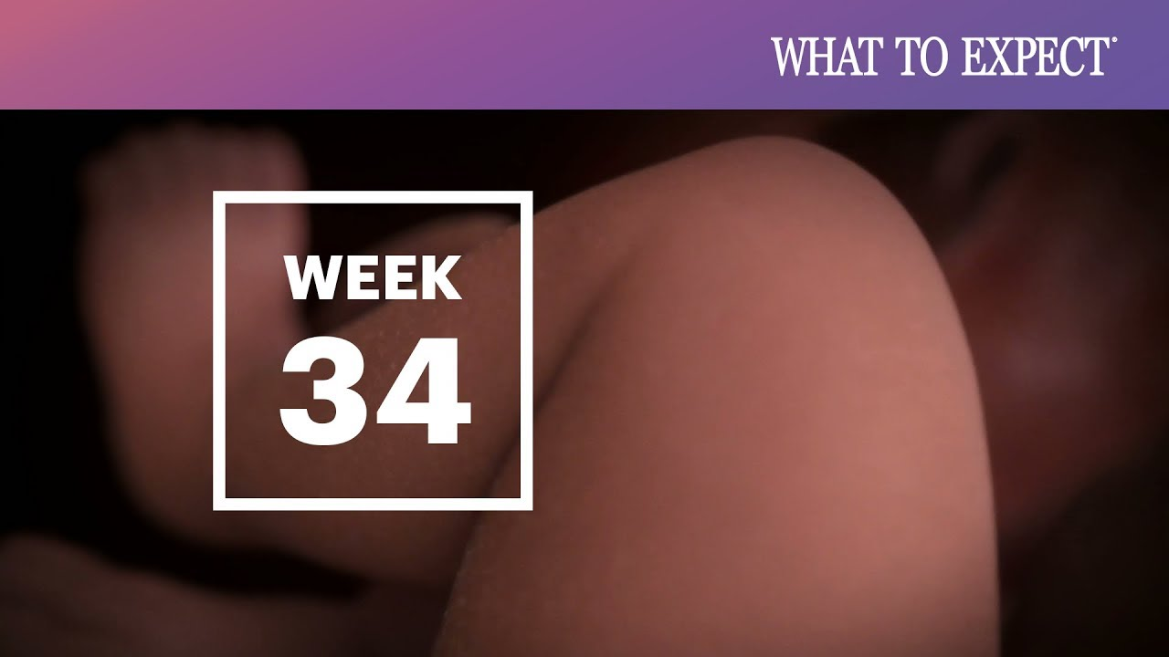 hight resolution of 34 weeks pregnant what to expect