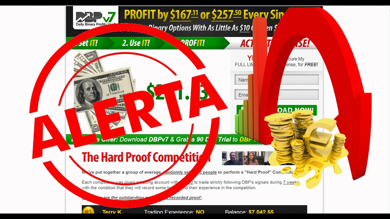 Leveraging daily binary option profits