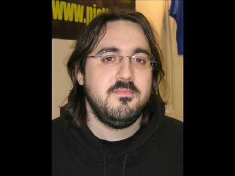 (2 di 2) Radio Roma e Sanremo 2007-Antonello De Pierro intervista Piotta