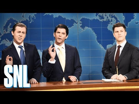 Weekend Update: Eric and Donald Trump Jr. on Chaos in the White House  SNL