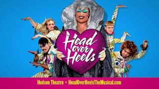 Head Over Heels: A Fierce New Beat on Broadway!