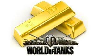 Как заработать золото для World of Tanks на сайте CoinsUp.com