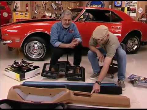 My Classic Car - OER Dash Pads