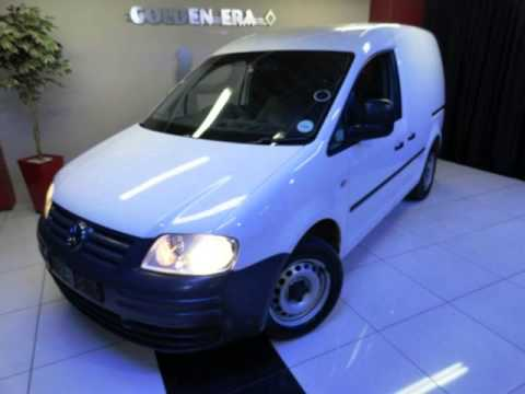 2010 VOLKSWAGEN CADDY 16i PANEL VAN Auto For Sale On Trader South Africa