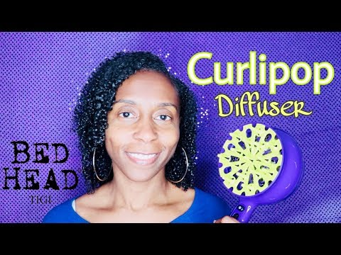 CurliPop Diffuser|The Wendy Williams Show| MUST-HAVE Beauty Gadget