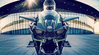 Kawasaki H2 Обзор Мотоцикла
