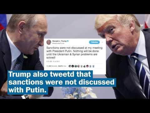 Deconstructing Trump's latest Twitter statements on Russia