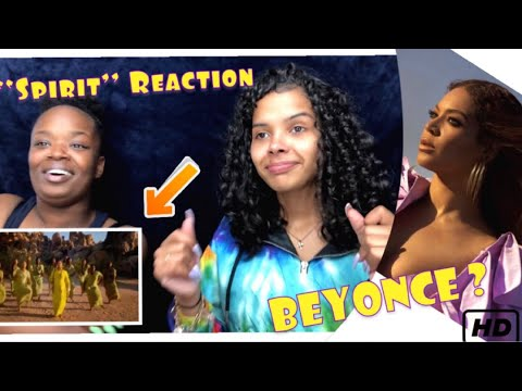 Beyoncé - SPIRIT from Disney's The lion king (Official Video) [Reaction]