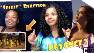 Beyoncé- SPIRIT from Disney's The lion king (Official Video) [Reaction] Video