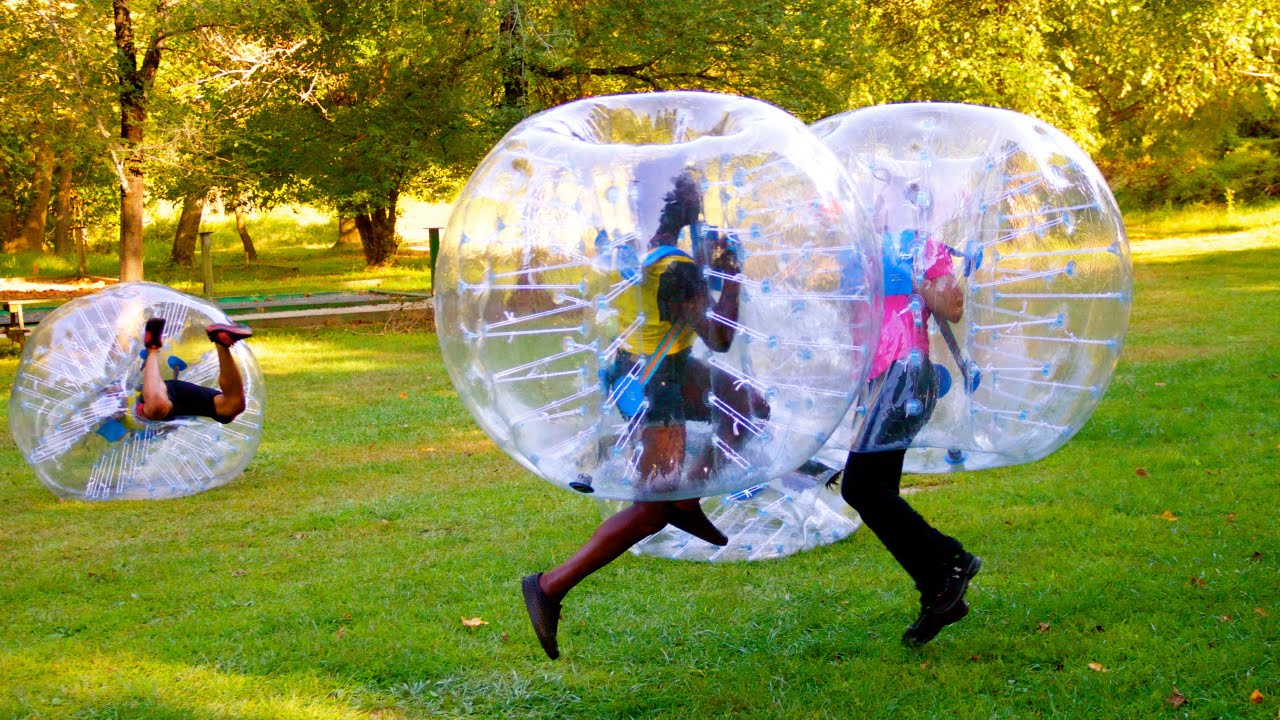 Bubble Soccer Highlight Video