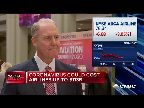 Southwest CEO On Lowered Guidance Due To Coronavirus