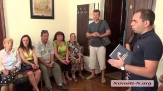 Видео Новости-N: Жители Терновки требуют встречи с Гранатуровым