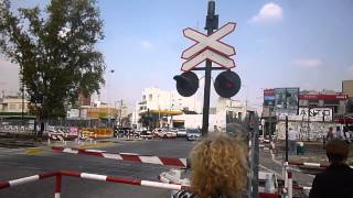 Paso a nivel Fasola, Haedo - Railroad Crossing - P1050443