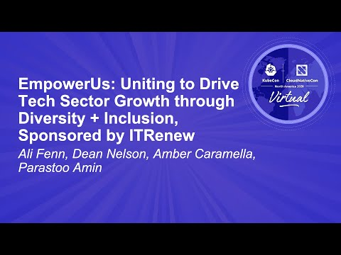 EmpowerUs: Uniting to Drive Tech Sector Growth through Diversity + Inclusion, Sponsored by ITRenew