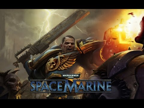 Warhammer 40000 Space Marine All Cutscenes (FULL MOVIE) 1080