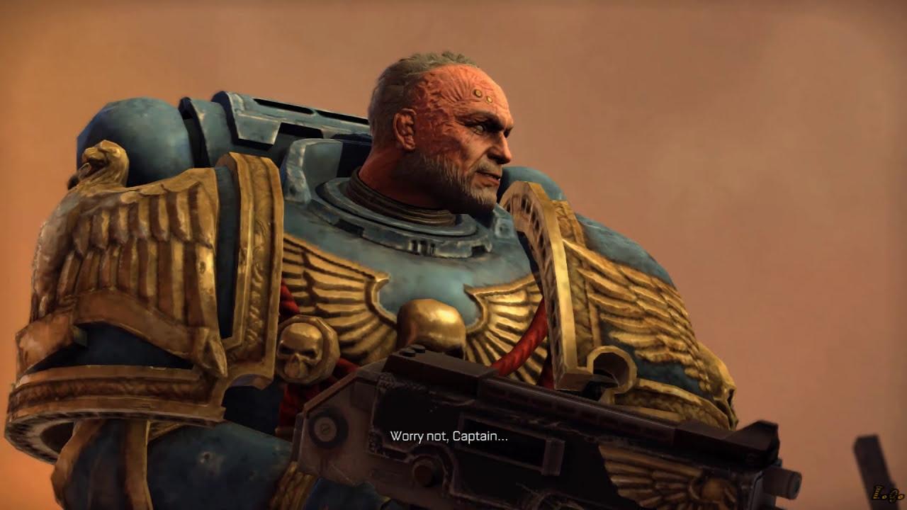 Download Warhammer 40000 Space Marine All Cutscenes (FULL MOVIE) 1080HD