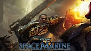 Warhammer 40000 Space Marine All Cutscenes (FULL MOVIE) 1080HD