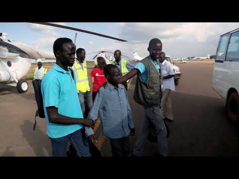 Bringing families together in South Sudan (Trailer)