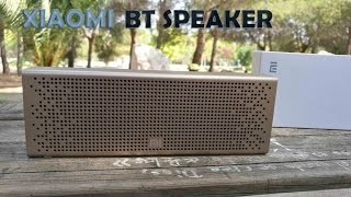 Xiaomi Mi Bluetooth Speaker, el mejor altavoz de $40?? [Review]