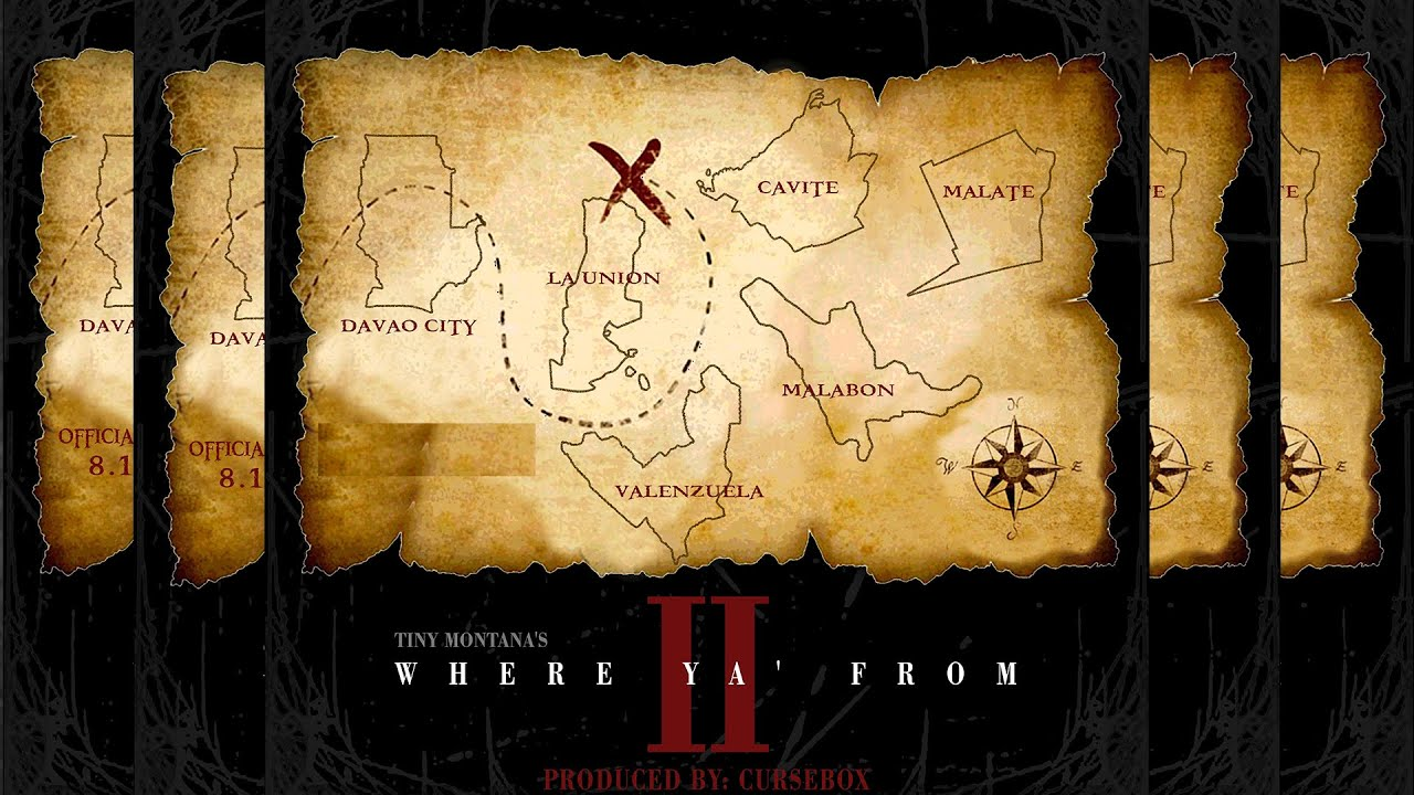 Download Where Ya From 2 (Official Lyric Video) - OG Kaybee, Mhot, Sixth Threat, Pricetagg, Apekz, Abaddon