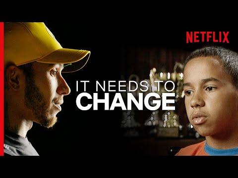 Lewis Hamilton Discusses Racism in Formula 1: Drive To Survive   Netflix
