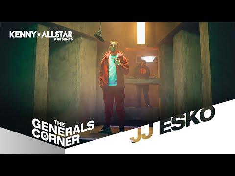 JJ Esko - The Generals Corner W/ Kenny Allstar