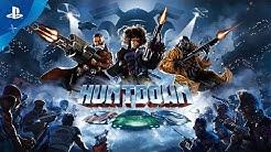 Huntdown - Launch Trailer | PS4