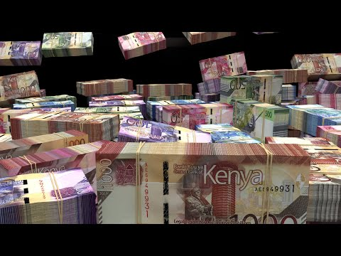 BILLIONS Of KENYAN SHILLINGS :: Wealth Visualization, Manifestation, Abundance HD