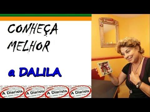 Conheça Melhor: Cláudia Mello, A DALILA