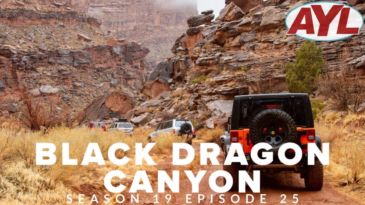 Black Dragon Canyon Full Episode