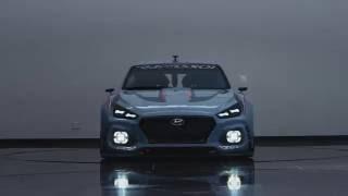 RN30 Concept Car Teaser