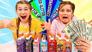 Last to Stop Making Slime Wins $10,000!! | JKrew