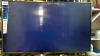 Philips Ultra HD Smart TV 43PUT7791/V7 Problem