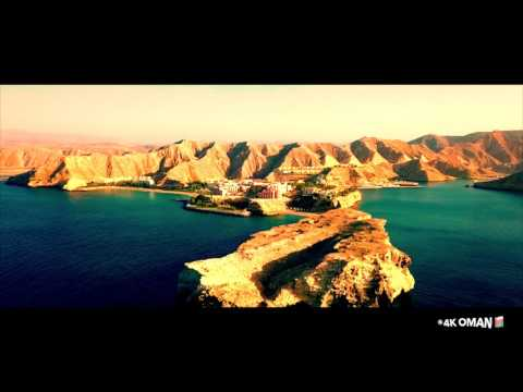 Shangri La Resort in Muscat | 4K UltraHD |  منتجع شانجريلا مسقط