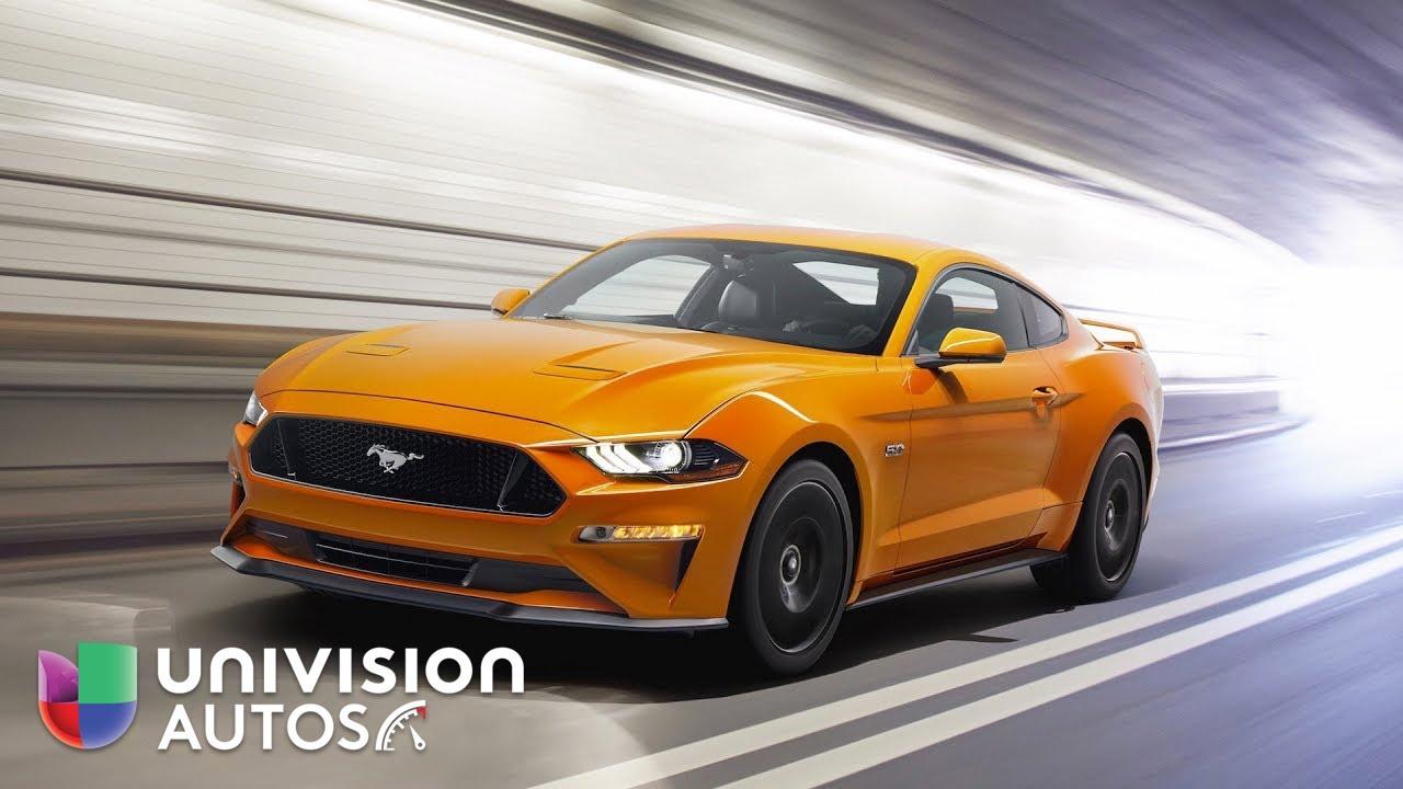 El Ford Mustang GT 2018 acelera más rápido que un Porsche 911 ...