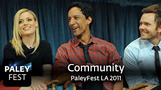 Community at PaleyFest LA 2011: Full Conversation
