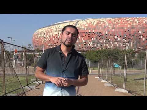 PERUANOS EN JOHANESBURGO: ESTO ES AFRICA!
