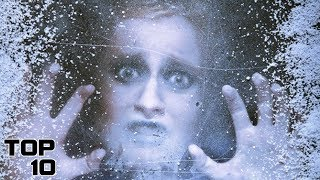 Top 10 Scary Things Found Frozen In Ice