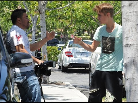 Bieber Arrested Again RAW VIDEO CAUGHT ON CAMERA!