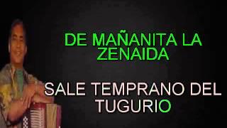 LA ZENAIDA ARMANDO HERNANDEZ KARAOKE CHORUS