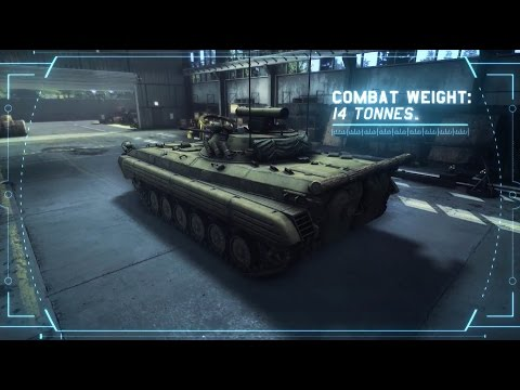 Armored Warfare: BMP-2 Trailer