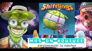 SHIFTLINGS-PS4 Game Play and Review