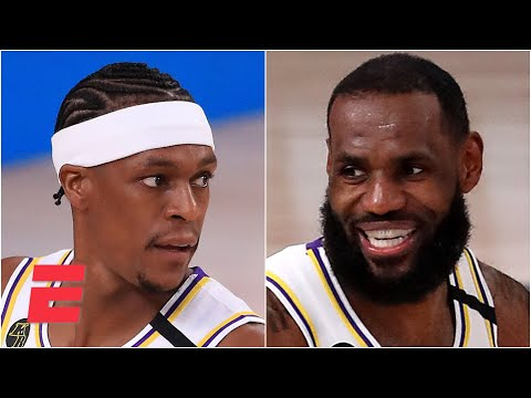 How do LeBron James and Rajon Rondo keep doing this?! | The Max Kellerman Show