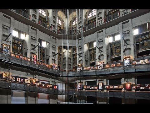 Museo Del Cinema.Places To See In Turin Italy Museo Nazionale Del Cinema Youtube