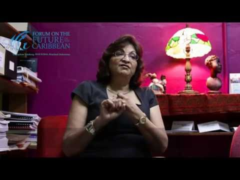 Interview with Professor Patricia Mohammed - Caribbean Future Forum