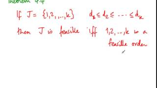 M28 Greedy Algorithms Job Sequencing Part1 Algorithms 1